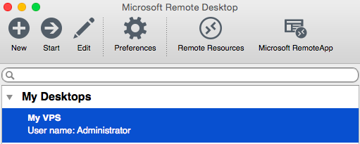 Remote Desktop Mac 2