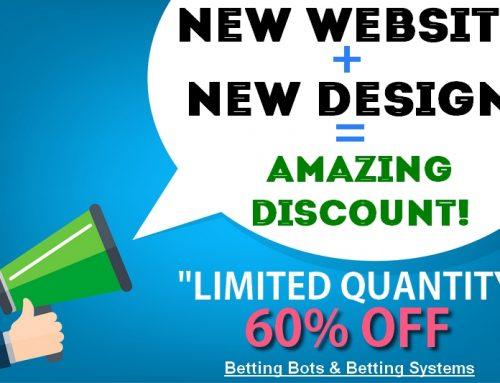 NEW WEBSITE – NEW DESIGN