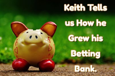 how to grow your betting bank